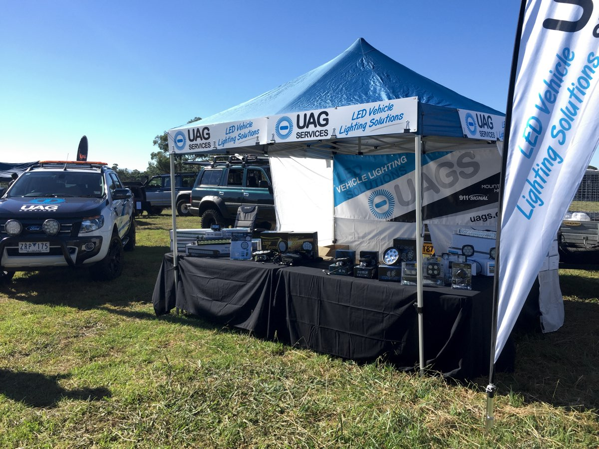 UAG Services at the Wandin 4WD Shop