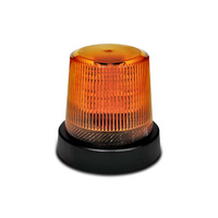 36W Amber LED Fixed Mount Warning Beacon