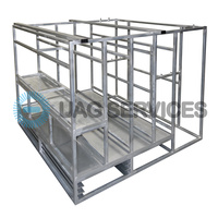 Traffic Control Management Vehicle Racking Cage