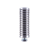 MEDIUM DUTY ANTENNA SPRING - STAINLESS STEEL