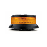 24W Amber Mini LED Warning Beacon Mag. or Fixed