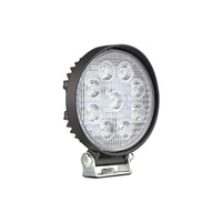27 WATT 9 LED ROUND FLOOD LAMP