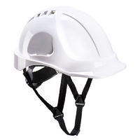 Vented ABS Safety Hard Hat Helmet