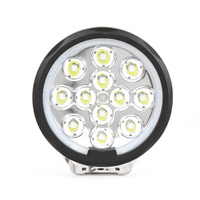 120W 8.2in Round Driving Light