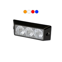 E3 9W LED Warning Light Head