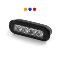 H4S1 12W LED Warning Light Head