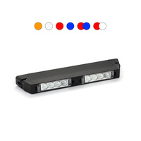 C4-2 24W 10in LED Warning Light Bar