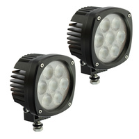 4.3in 35W Round LED Work Light