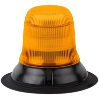 72W Amber LED Magnetic Warning Beacon