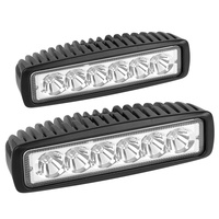 18W LED Reverse Utility Light (2 Pack)