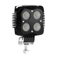 40W 4.1in LED Utility Work Light