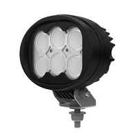 60W 6.1in LED Mini Oval Work Light