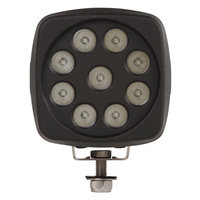 27W 4.3in LED Utility Work Light Euro Beam
