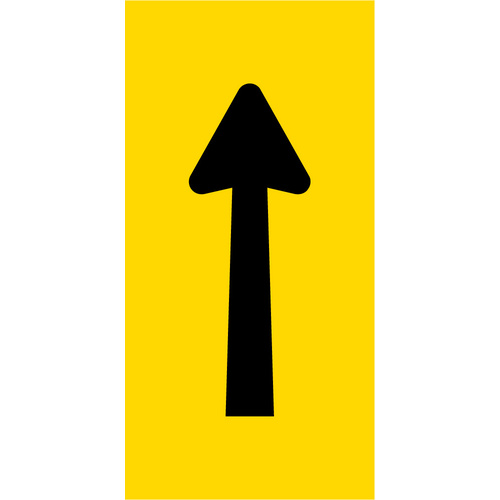 Lane Ahead (300x600x6mm) Corflute