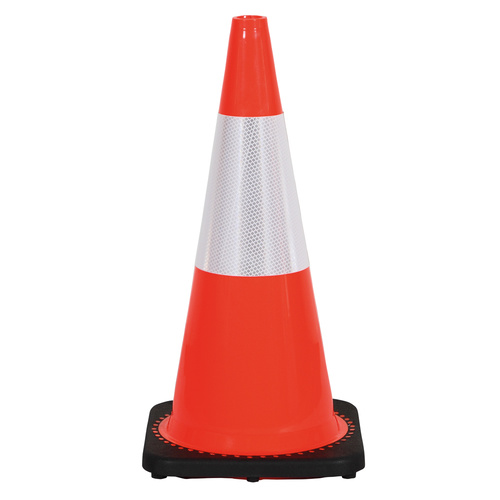 700MM Traffic Cone 3M Reflective Collar (10 Pack)