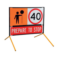 Multi Message Traffic Sign Frame (5 pack)