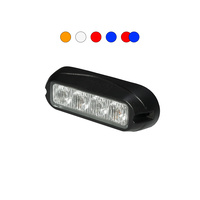 H4 12W LED Warning Light Head