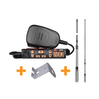 GME TX3100 Value Pack 5 Watt UHF CB